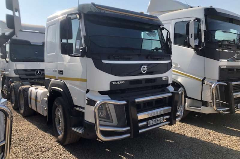 Volvo Truck-Tractor Double axle FMX 440 6x4 T/T 2016