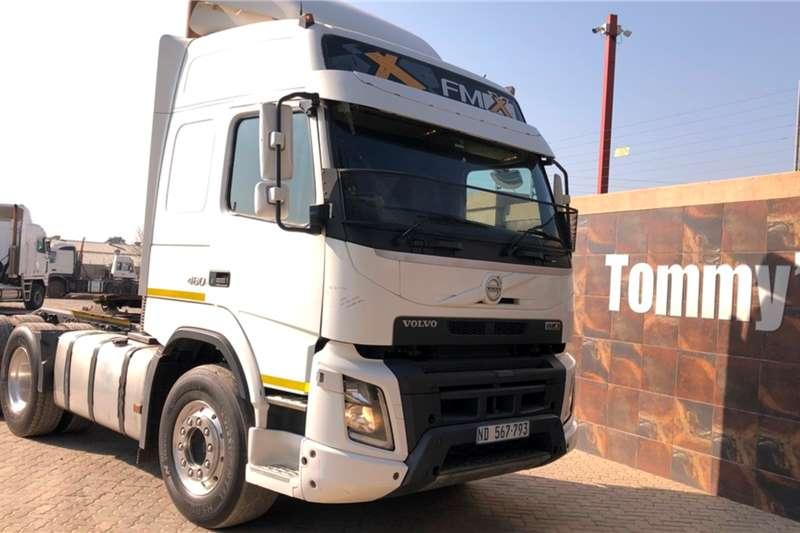 Volvo Truck-Tractor Double Axle FMX480 2016