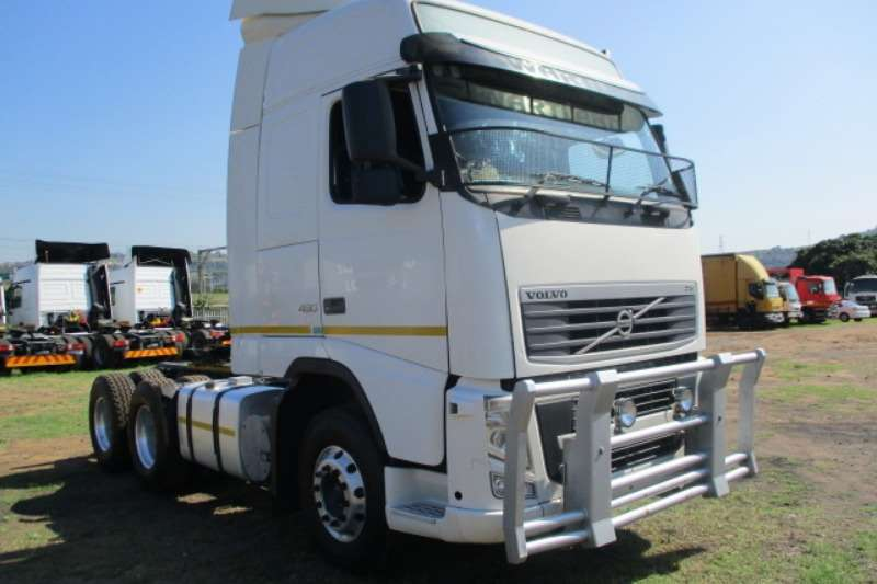 Volvo Truck-Tractor Double axle VOLVO FH 480 6X4 MECHANICAL HORSE 2014