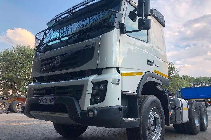Volvo Truck-Tractor Double axle Volvo FMX 440 TT 6X4 2013