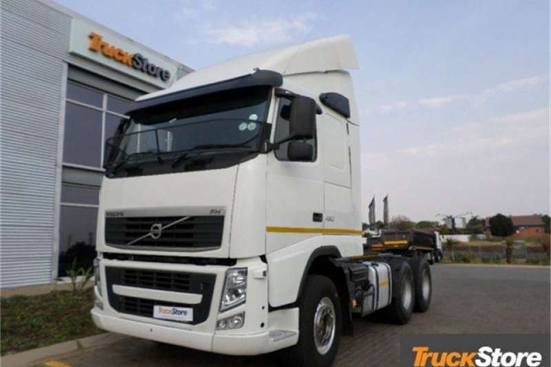 Volvo Truck-Tractor FH 480 2013