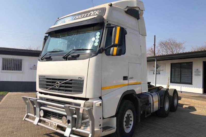 Volvo Truck-Tractor FH13 2013