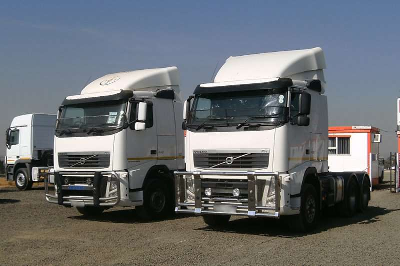 Volvo Truck-Tractor VARIOUS VOLVO FH440 2013