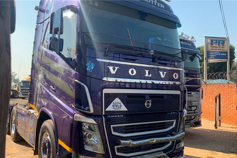 Volvo Truck tractors 2018 VOLVO FH520 XL GLOBETROTTER 2018