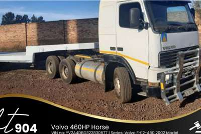 Volvo 460HP Horse Truck tractors