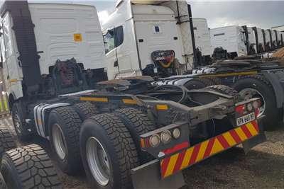 Volvo Double axle FH440 V4 Retarder Truck tractors