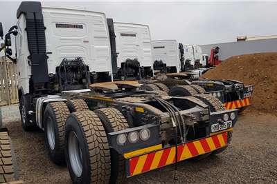 Volvo Double axle FH440 Version 4 Retarder Truck tractors