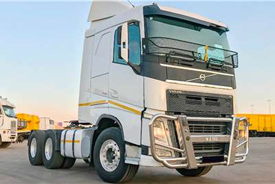 Volvo Double axle FH440 with spring suspension Truck tractors