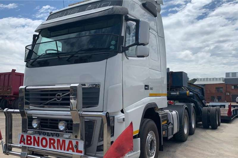 Volvo Truck tractors Double axle VOLVO FH 16 610 HP COMBO 100 TON LOW BED 2014