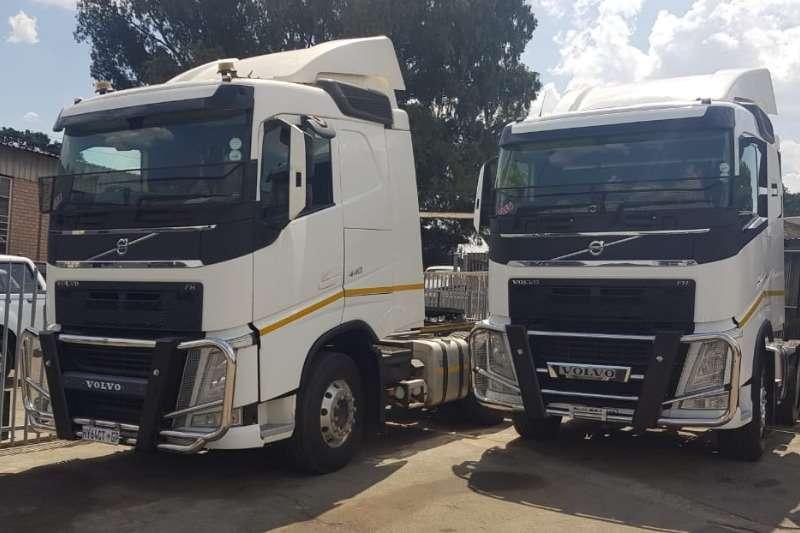 Volvo Truck tractors Double axle Volvo FH 440 2016