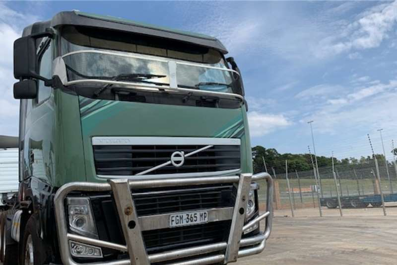 Volvo Truck tractors Double axle Volvo FH 480 6x4 T/T WITH Hubreduction 2010