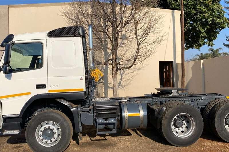 Volvo Double axle VOLVO FM 400 Truck tractors