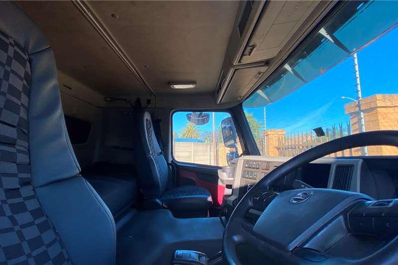Volvo Double axle VOLVO FM 400 6X4 LONG WHEEL BASE Truck tractors