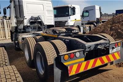 Volvo Double axle VOLVO FMX 440 V4 6X4 TRUCK TRACTOR Truck tractors