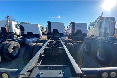 Volvo Double axle VOLVO FMX 480LONG WHEEL BASE Truck tractors