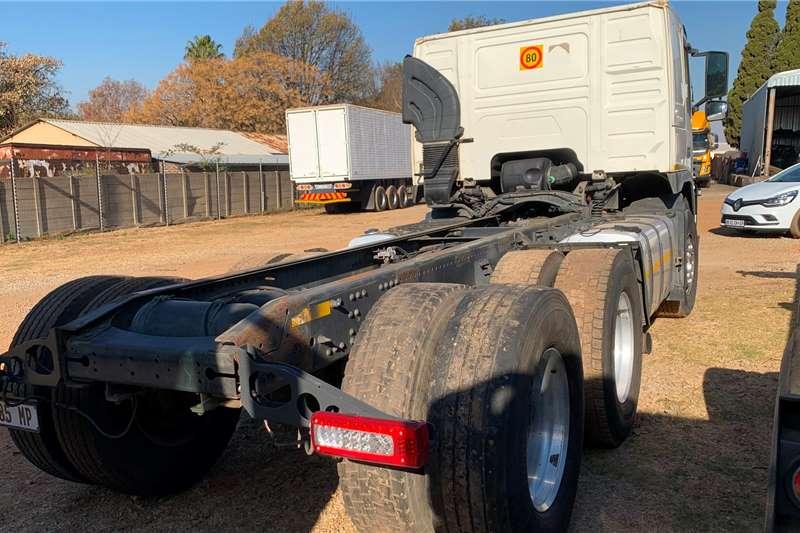 Volvo FM 13400 Truck tractors