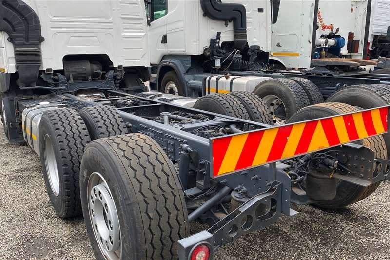Volvo FM 400 Truck tractors