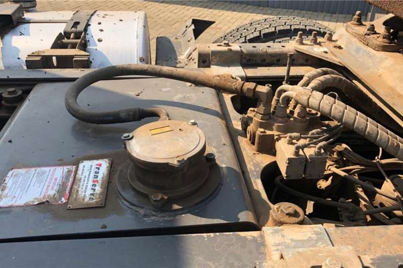 Volvo FMX 400HP Truck tractors