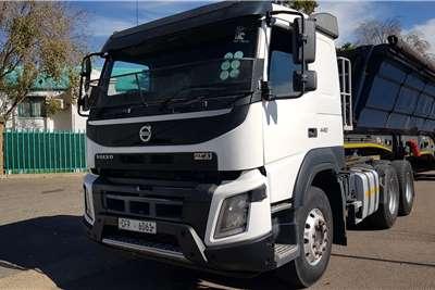 Volvo FMX 440 6x4TT Hydraulics Truck tractors