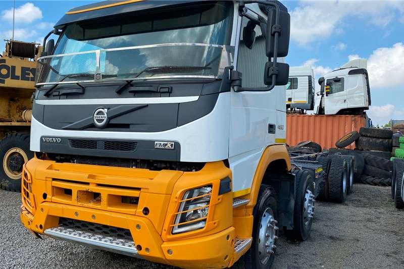 Volvo FMX 480 Truck tractors