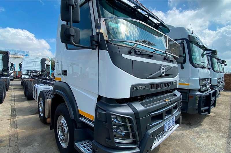 Volvo FMX 520 Truck tractors