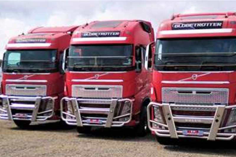 Volvo VARIOUS VOLVO FH480 GLOBETROTTERS Truck tractors