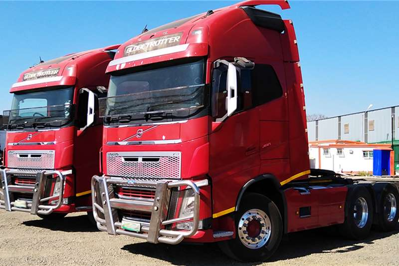 Volvo VOLVO FH480 GLOBETROTTERS V4 2 UNITS Truck tractors