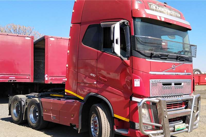 Volvo VOLVO FH480 GLOBETROTTERS V4 Truck tractors