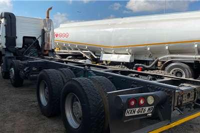 Volvo Volvo FMX 480 Twinsteer Long wheel Base Truck tractors