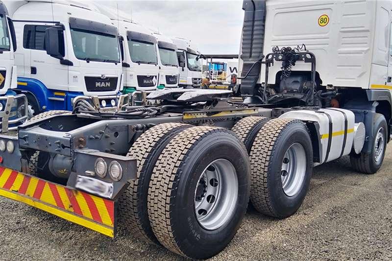 Volvo VOLVO FMX440 Truck tractors