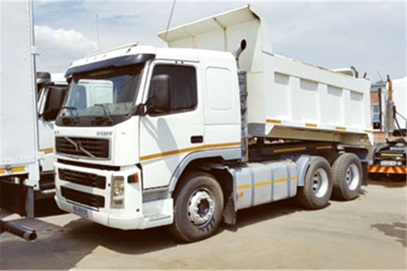 Volvo Truck Volvo 010m Tippers 2008