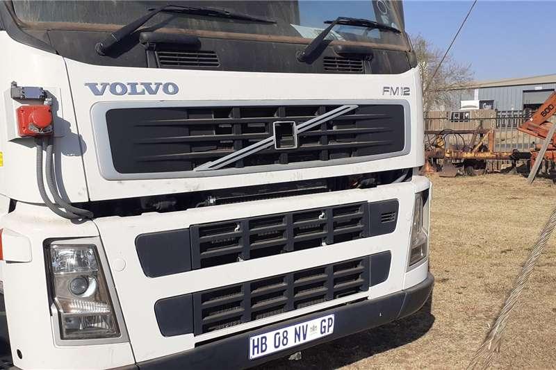 Volvo Volvo FM12 380 Container Scanner truck Truck