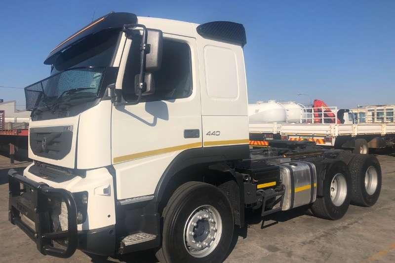 Volvo Truck VOLVO FMX 440 TT 6X4
