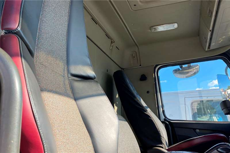Volvo Volvo FMX 520 Twinsteer Long wheel base Truck