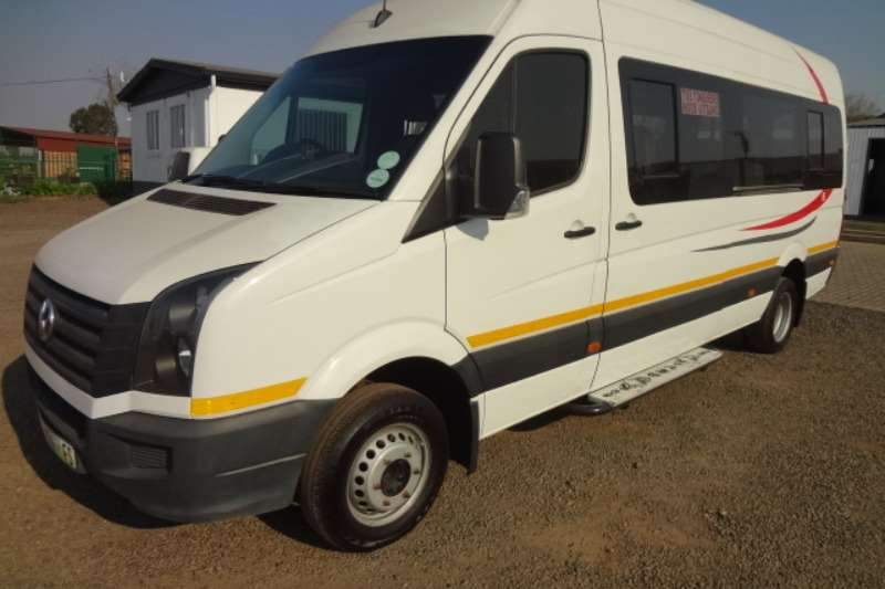 Vw Bus 2015 >> 2015 Vw Crafter 22 Seater Bus 22 Seater Buses Trucks For