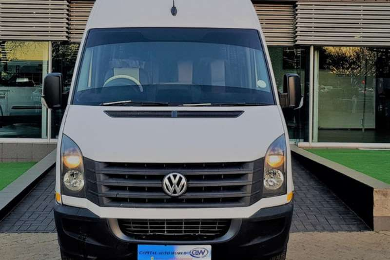 VW Buses 22 seater Crafter 50 2.0tdi 80kw 2014