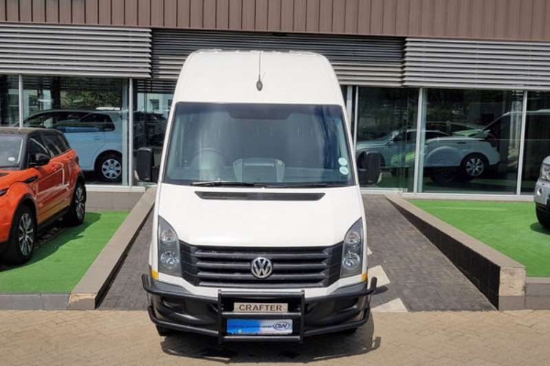 VW Buses 22 seater CRAFTER 50 2.0TDI HR 80KW 2017