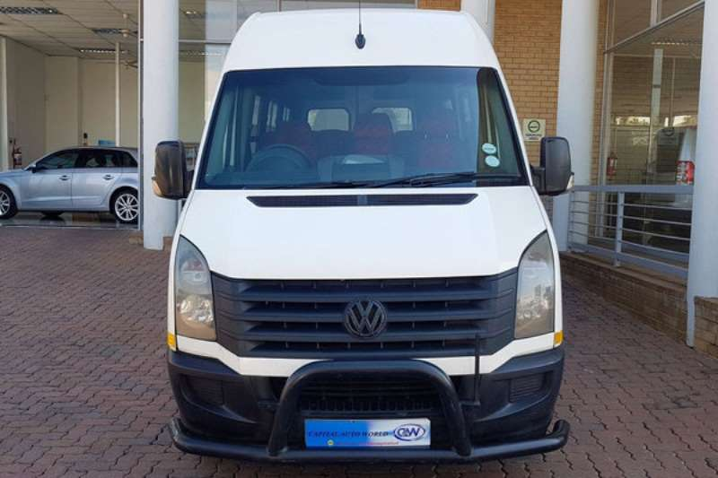 VW Buses 22 Seater CRAFTER 50 2.0TDLI 2014