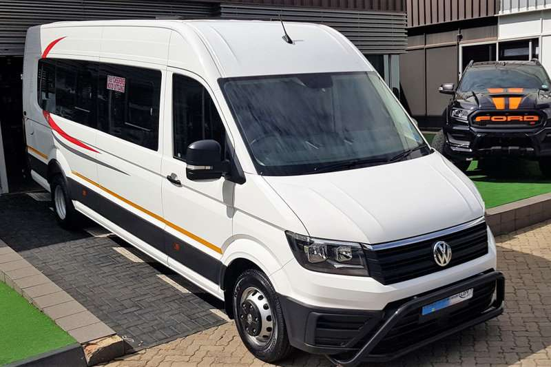 VW Buses 22 seater CRAFTER 50 FACELIFT 2.0TDI 103KW XLWB LUXURY 2019