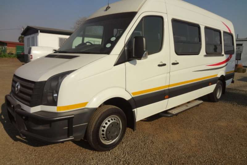 VW Buses 22 Seater Crafter Bus 2016