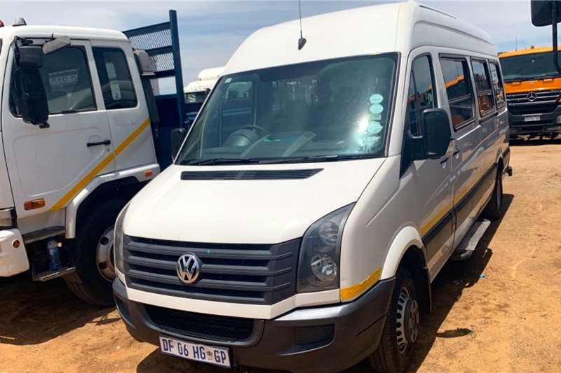 VW Buses 22 Seater CRAFTER TDI 2014