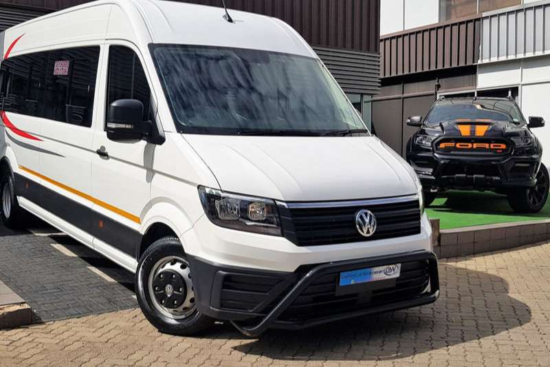 VW Buses 22 seater VOLKSWAGEN CRAFTER 50 FACELIFT 2.0TDI 103KW XLWB 2019