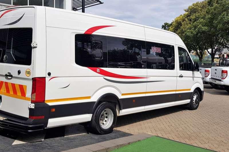 VW Buses 22 seater VOLKSWAGEN CRAFTER 50 FACELIFT 2.0TDI 103KW XLWB 2019