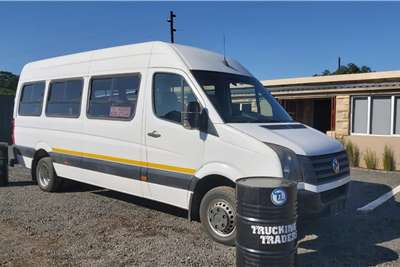 VW 22 seater VW Crafter 50 2.0 TDI 80 kw 22 seater bus Buses