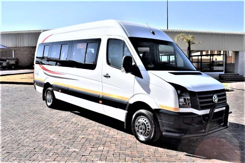 VW Buses 23 seater Crafter 2.0TDi 2014