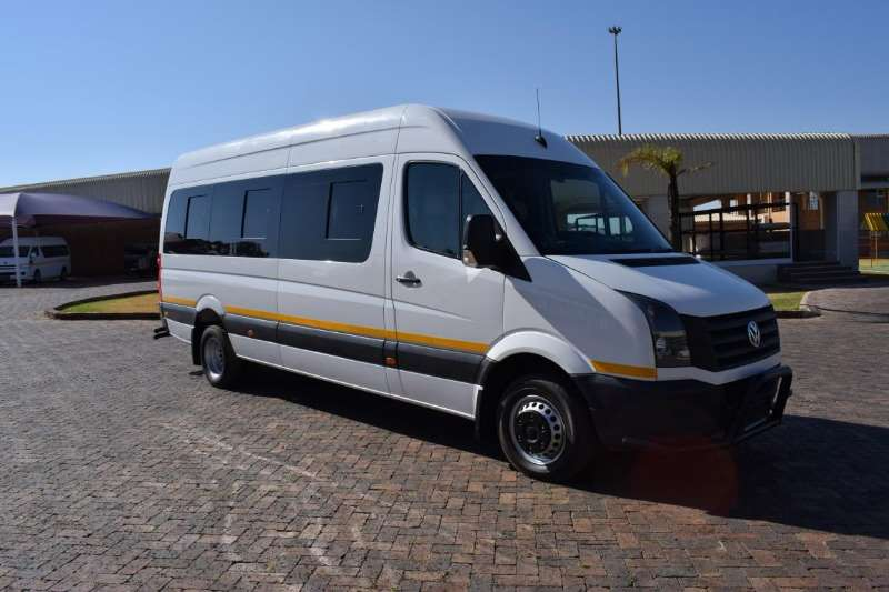 VW Buses 23 seater Crafter 50 2.0 BiTDi 120kw 23 seater 2014