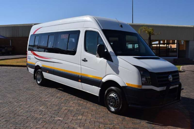 VW Buses 23 seater Crafter 50 2.0TDi 23 Seater 2014
