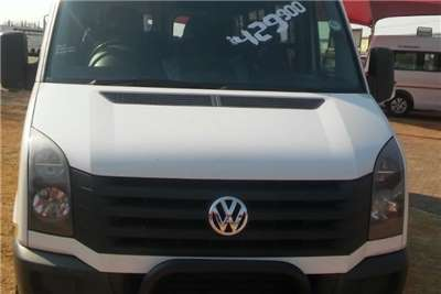 VW 23 seater VOLKSWAGEN CRAFTER 50 2.0 TDi 23 SEATER Buses