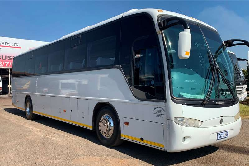 VW Buses 38 seater VOLKSWAGEN 18 310 OT MARCOPOLO G6 ANDARE CLASS (37 2009