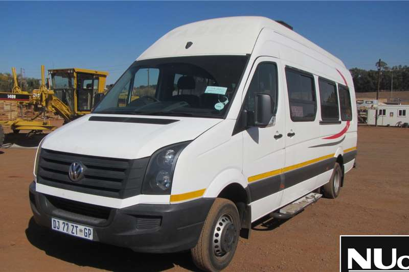 VW Buses VW CRAFTER 21 SEATER MINI BUS 2014